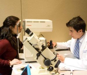 фото диагностики глаз