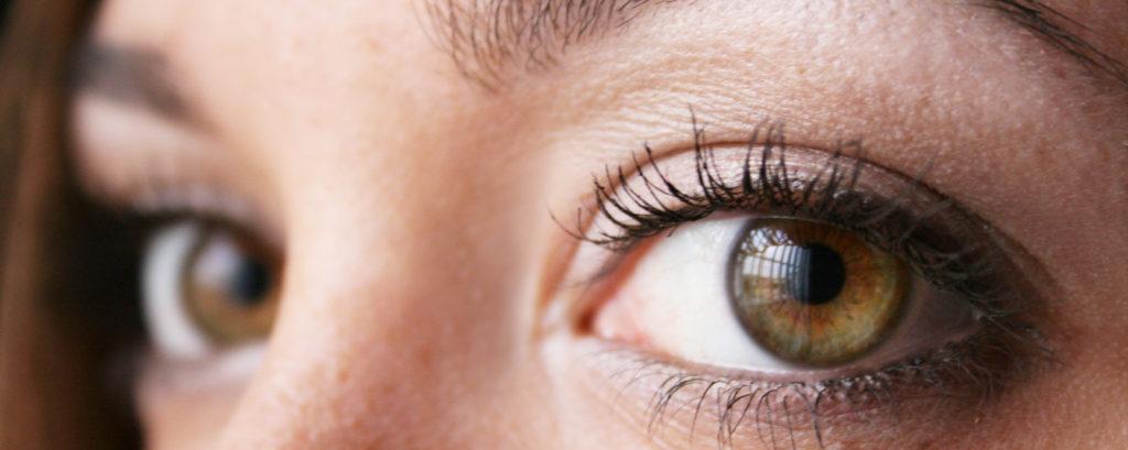 фото женских глаз