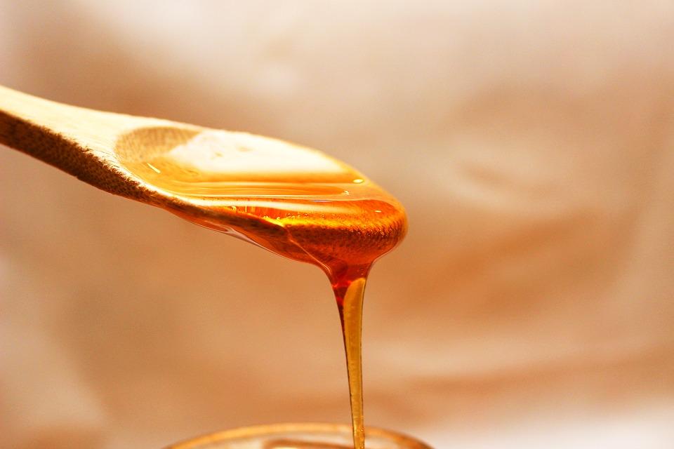 фото ложки с медом для лечения конъюнктивита