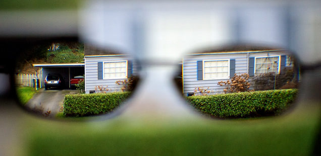 зрение у близоруких людей