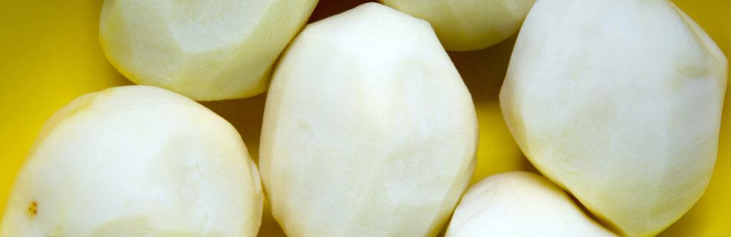 фото сырого картофеля