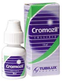 фото препарата кромозил