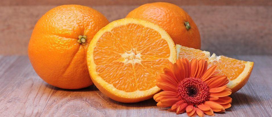 витамин c в апельсинах