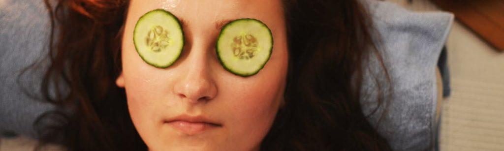 огурцы на глазах