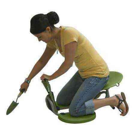 стул для работы в огороде при глаукоме