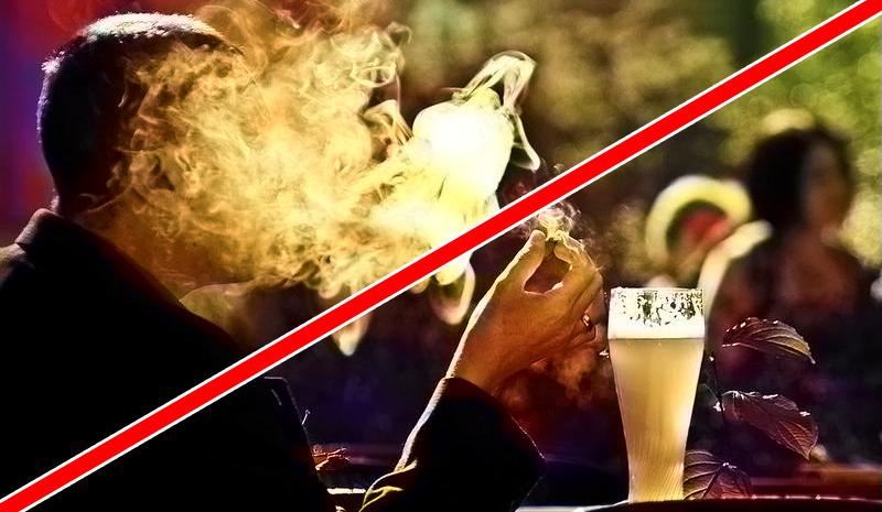 курение и алкоголь при глаукоме
