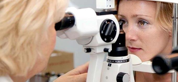 фото биомикроскопии глаз