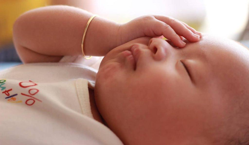 фото новорожденного