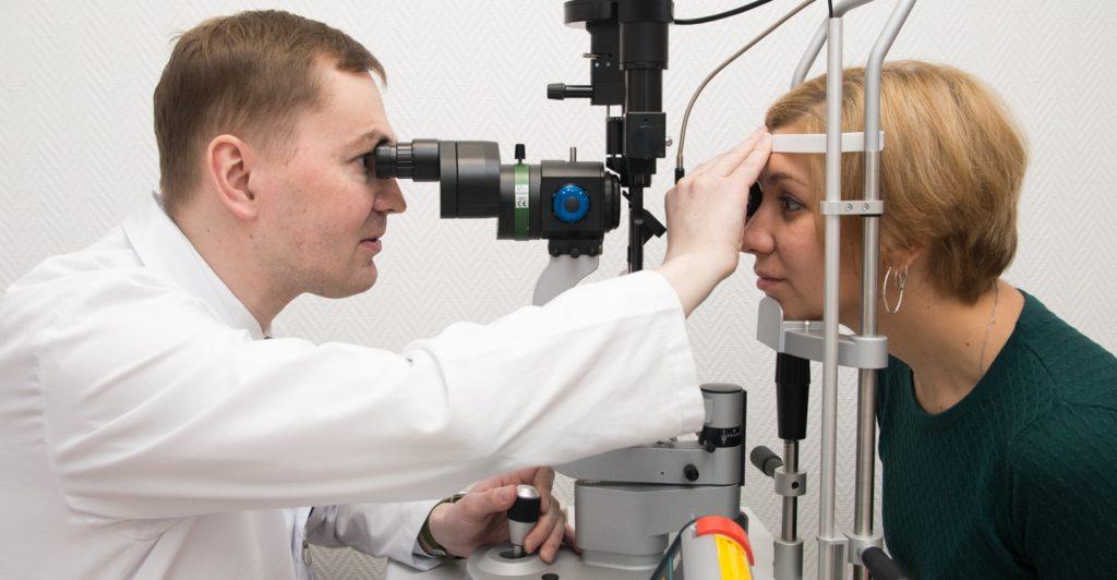 диагностика глазных нервов