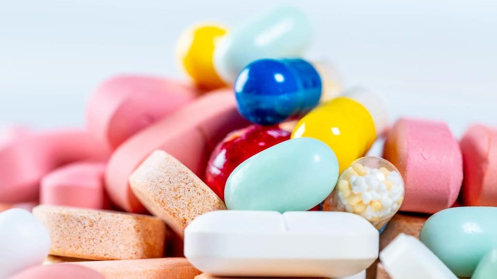 таблетки и пиллюли
