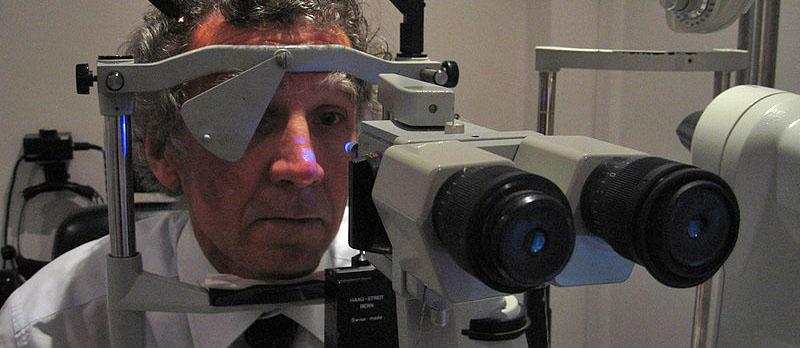 тонометрия глаз